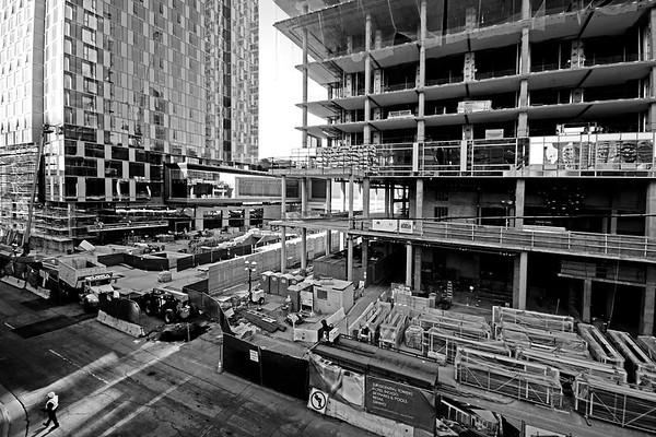 Metropolis Residential Towers, Los Angeles, California