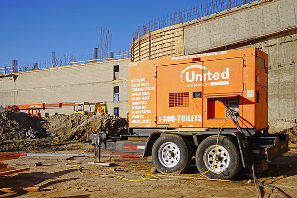 United Site Services - Portable Generators