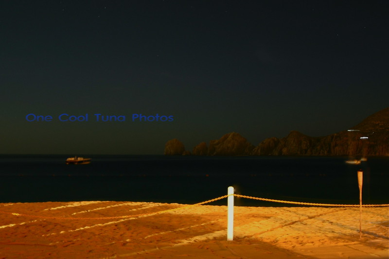 Cabo at night