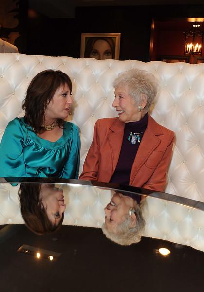 Phyllis Morris Reception for Margaret Keane