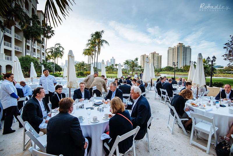 Corporate Event in Miami