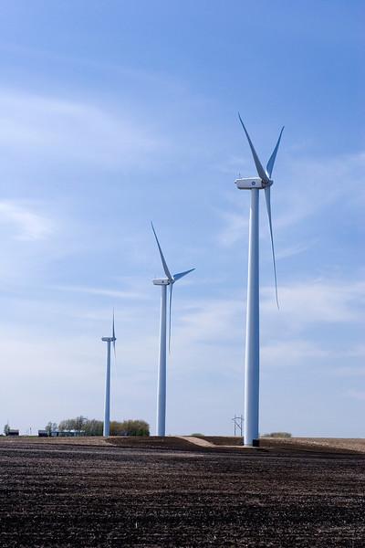 Trimont Minnesota Wind Generators, Great River Energy