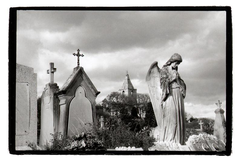 Graveyard, Arles, France