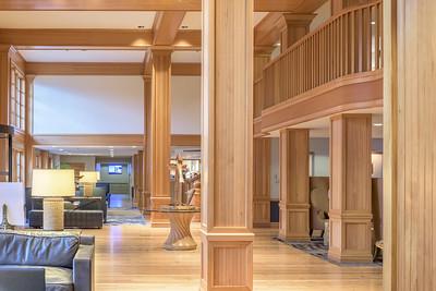 Semiahoo Resort Hotel Lobby