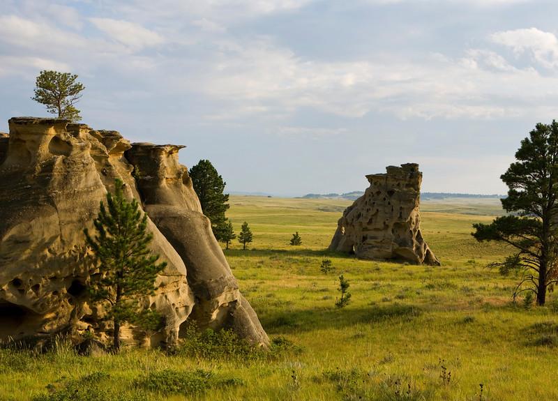 Spirit Rock, Montana