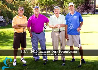 2028 - C1 - LaVell Edwards, Tom Stuart, Steve Densley, Robbie Bosco