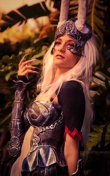 Fran Final Fantasy 12 - IV Kara Corvus