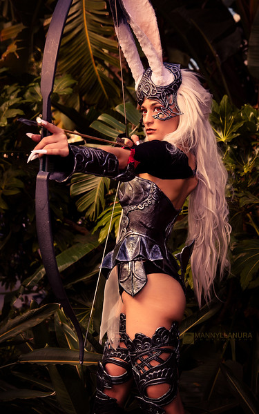 Fran Final Fantasy 12- II Kara Corvus
