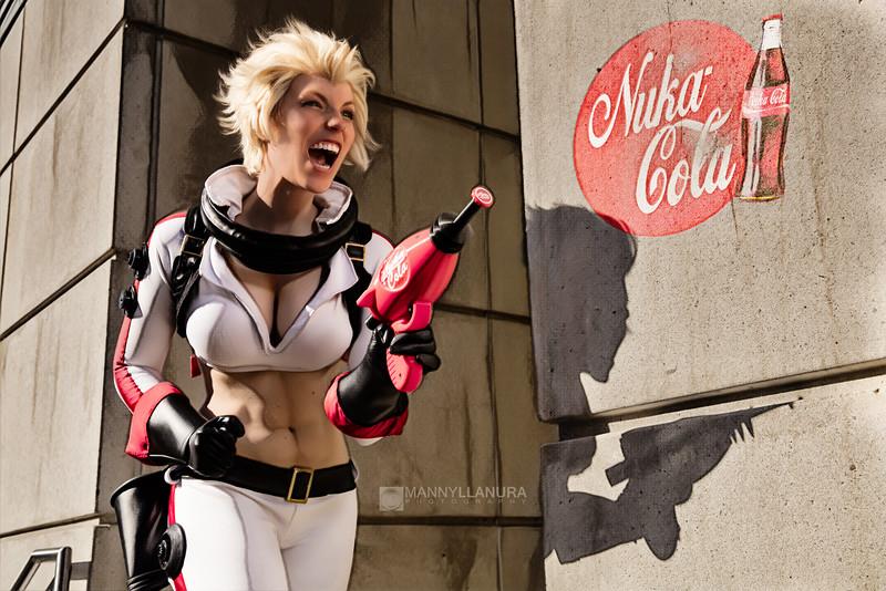 Nuka Girl Fallout