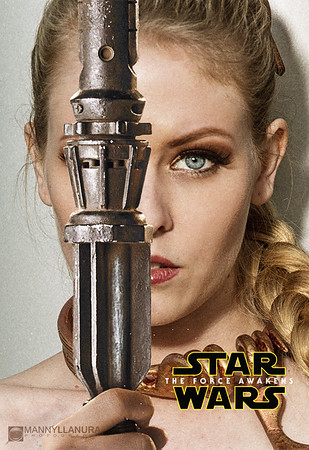 Slave Leia Force Awakens