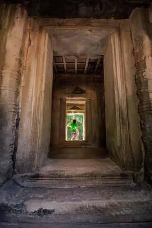 Exploring Angkor || Explorando Angkor