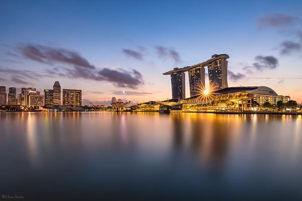 Singaporean Splendor || Esplendor Singapurense