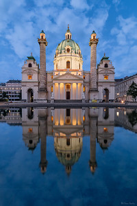 Sacred Reflection || Reflejo Sagrado