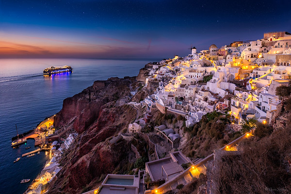 Aegean Dream || Sueño del Egeo