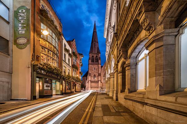Dublin Streets || Calles de Dublín