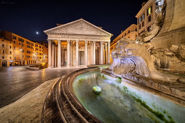 Roman Nights || Noches Romanas