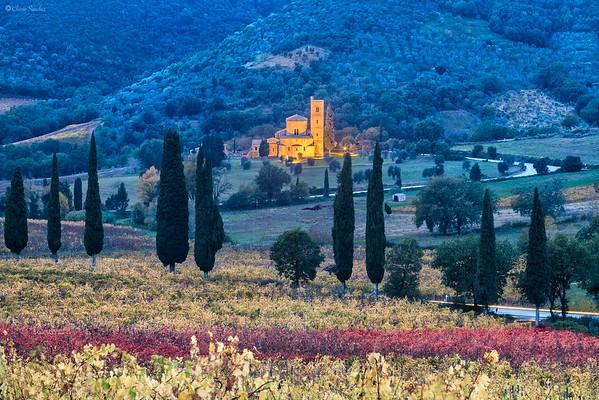 Autumnal Abbey || Abadía Otoñal
