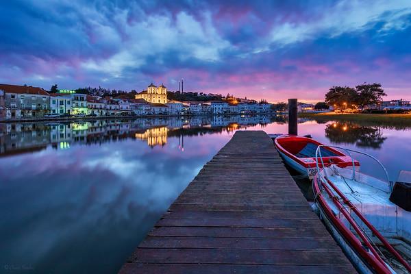 Along the River || A lo Largo del Río
