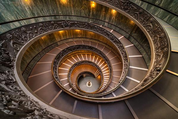 Double Spiral || Doble Espiral