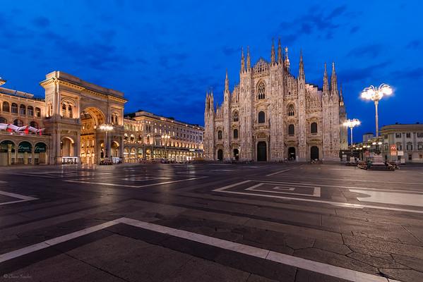 Milanese Night || Noche Milanesa
