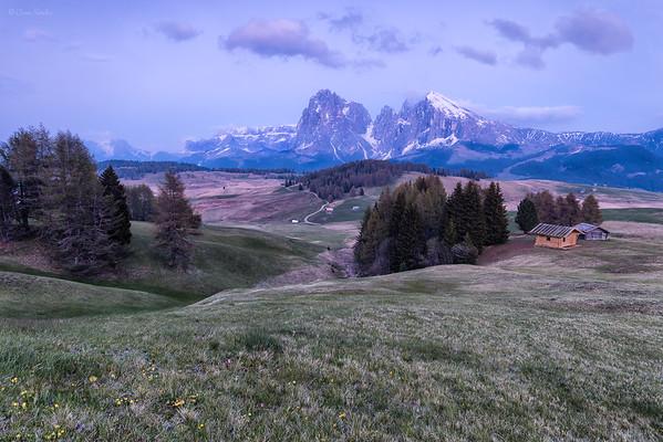 Magic Mountains || Montañas Mágicas
