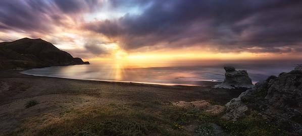 Almeria isleta del Moro pano DSC5016