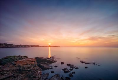 Menorca Favaritx sunrise 7R20481