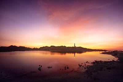 Menorca Favaritx light house 7R20330
