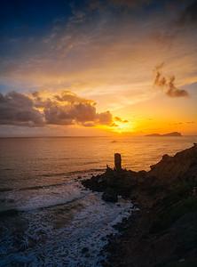 Ibiza Es Pae des Camp sunrise 7R20843