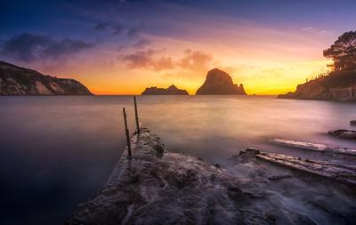 Ibiza simply a sunset A736247