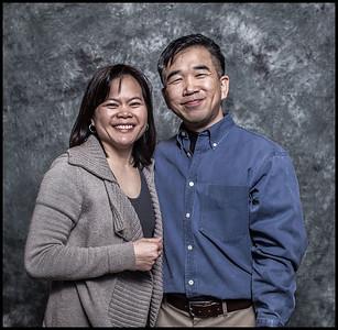 Richard and Shirley Lin