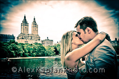 Central Park Engagement Photography by Alex Kaplan, Photographer alexkaplanphoto.com