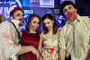 Chris Nolot, Bridgett Turner, Brenna Swanson, and Corey Swanson were a playful group of zombies.