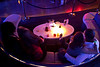 A dark corner, a few drinks, some shared laughs, and a little intimacy can all be found at Hotel Nightclub.