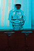 Crystal Skull Vodka, anyone? Perhaps the alcoholic witch doctor in the corner?