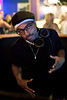Las Vegas-based DJ Risk One kept the party moving at Hotel Night Club on Friday.