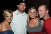 Del and Jennifer Black join Amber and Keith Kavich for a couples night out at Electric Cowboy.