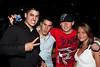 Joey Ortiz, Nick Wingfield, Gregg Snell, and Amanda Tucker hung near the dance floor.