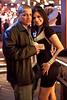 Blanca Perez and Antonio Ciapara bring a splash of international flavor to Phoenix Hill's Friday night scene. (Photo by Marty Pearl)