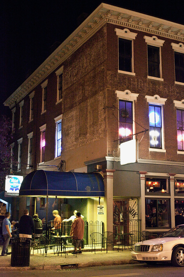 The Outlook Inn has one of the oldest liquor licenses in Louisville.