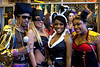 Dominic Smith, Stacey Hawkins, Antoinette Reyes, and Angel Jennings brought the party.