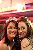 The tiara says it all, and gives reason to Christy Hensley and Catsala to party on.