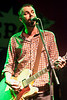 Lucero frontman Ben Nichols belts out the tunes and keeps the audience on their feet.