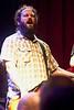 Lucero bass player John C. Stubblefield gets in on the lyrics.