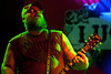 Lucero guitarist Brian Venable keeps the music coming at Headliners.
