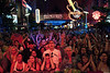 The gigantic crowd of country music fans at Fourth Street Live whooped and hollered for more. (By Marty Pearl, Special to the Courier-Journal) April 29, 2010