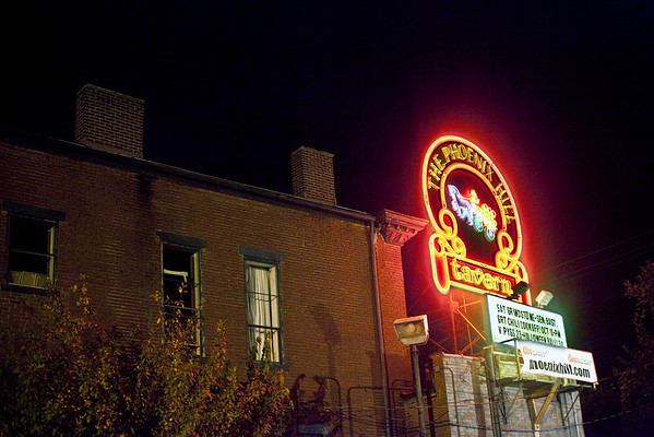 Phoenix Hill Tavern has been providing Saturday night entertainment since the 1970s.