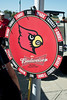 Spin the wheel and land some UofL merchandise.