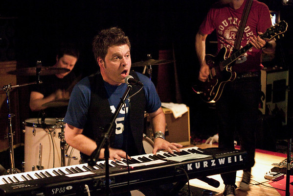 Lexington band Chico Fellini brought their musical stylings to Zanzabar on Friday night.