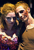 Victoria Sullivan and Josh Sellers were a lovely pair of zombies.